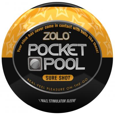 ZOLO - ZOLO Pocket Pool Sure Shot - ZO-5014
