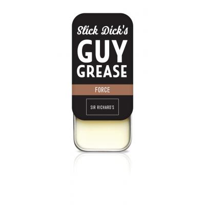Sir Richards - SR Slick Dicks Guy Grease Pheromone Solid Cologne Force Musk - SR1010
