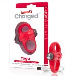 SCREAMING O - Charged Yoga Vooom Mini Vibe (Red)