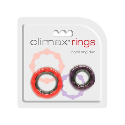 Climax - Climax rings cock ring duo - 1070190