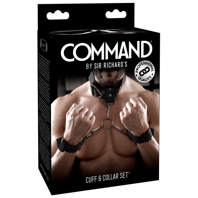 Sir Richards - SR Command Cuff and Collar Set - SR1042