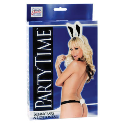 Calexotics Party Time Bunny Ears Cotton Tail SE-2744-10-3 716770051233