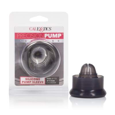 Calexotics Precision Pump Sleeve Smoke SE-0999-26-2 716770076403