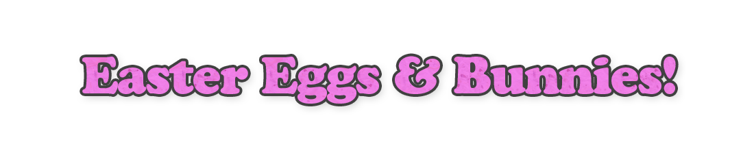Easter Eggs and Bunny Vibrator Sex Toys for Easter 2017
