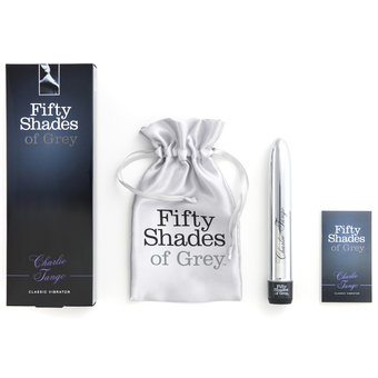 Fifty Shades of Grey - Charlie Tango Classic Vibrator