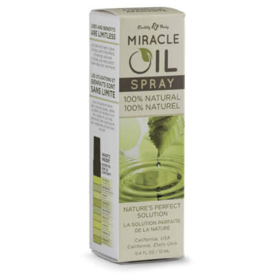 Miracle Oil Mini Spray - MOSP001 - 879959004687 - Earthly Body