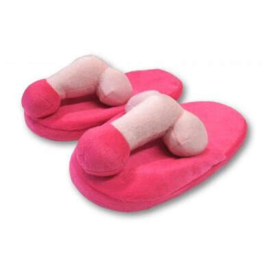OZZE Pecker Slippers Pink 623849031372