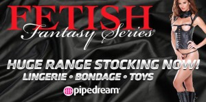 Pipedream Fetish Fantasy Range now stocking at Black Knight Erotica - Sex Shop Online and Adelaide Store