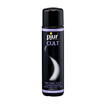 Pjur Cult Latex Care and Dressing or Donning Agent 100ml