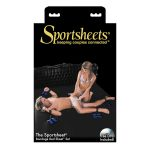 Sportsheets - Bondage Bed Sheet Set (King Size)