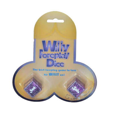 Willy Foreplay Dice 99772 FNB056A000 4892503110036