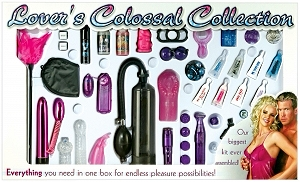 Lovers Colossal Collection