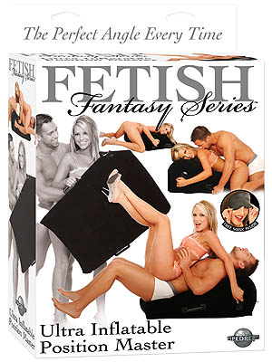 Fetish Fantasy Series - Ultra Inflatable Position Master