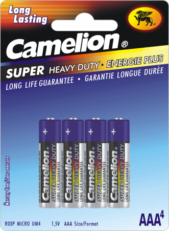Camelion Batteries - Size AAA