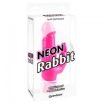 Neon Luv Touch Neon Rabbit (Pink)