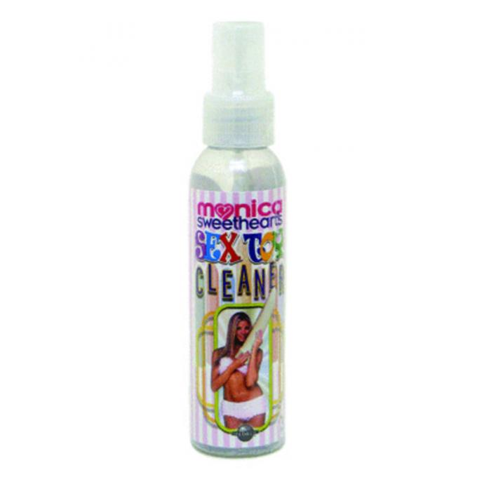 Monica Sweethearts 4oz Toy Cleaner