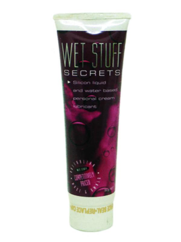 Wet Stuff Secrets 90g Tube