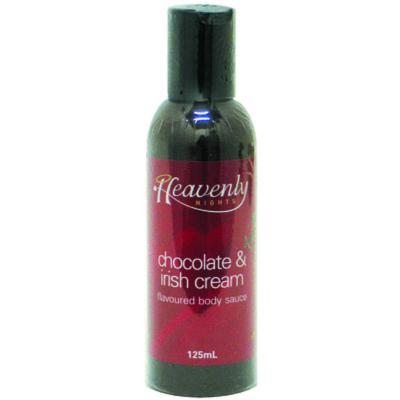 Heavenly Nights Body Sauce Chocolate and Irish Cream
