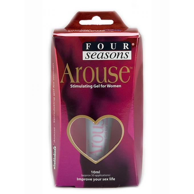 Four Seasons Arouse Stimulating Gel for Women