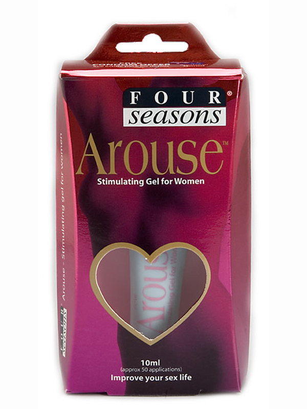 Four Seasons Arouse Stimulating Gel for Women