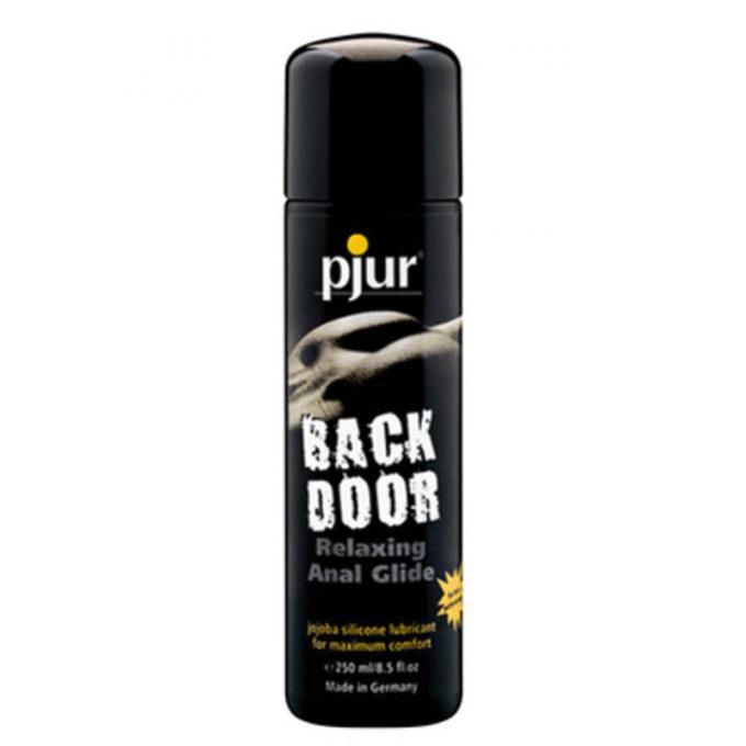 pjur Back Door Relaxing Anal Glide with Jojoba 250 ml