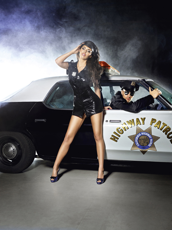 Dirty Cop Costume Baci Dreams collection