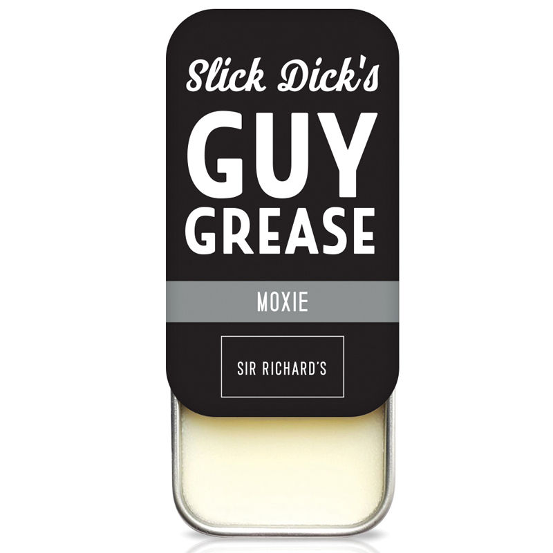 Sir Richards - SR Slick Dicks Guy Grease Pheromone Solid Cologne Moxie Unisex - SR1011