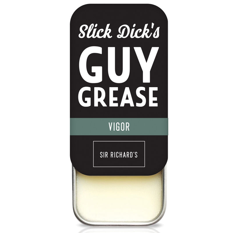 Sir Richards - SR Slick Dicks Guy Grease Pheromone Solid Cologne Vigor Sport - SR1012