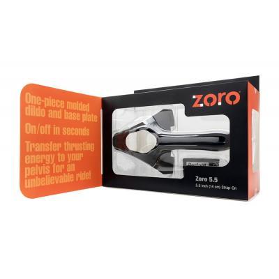 PERFECT FIT - Zoro 5.5 Black - ZR-04B