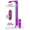 SCREAMING O - Charged Vooom Rechargeable Bullet Vibe (6) - Purple - AMV-PU-110