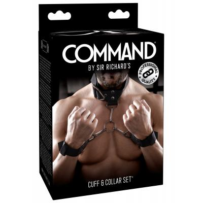 Sir Richards - SR Command Cuff and Collar Set - SR1042
