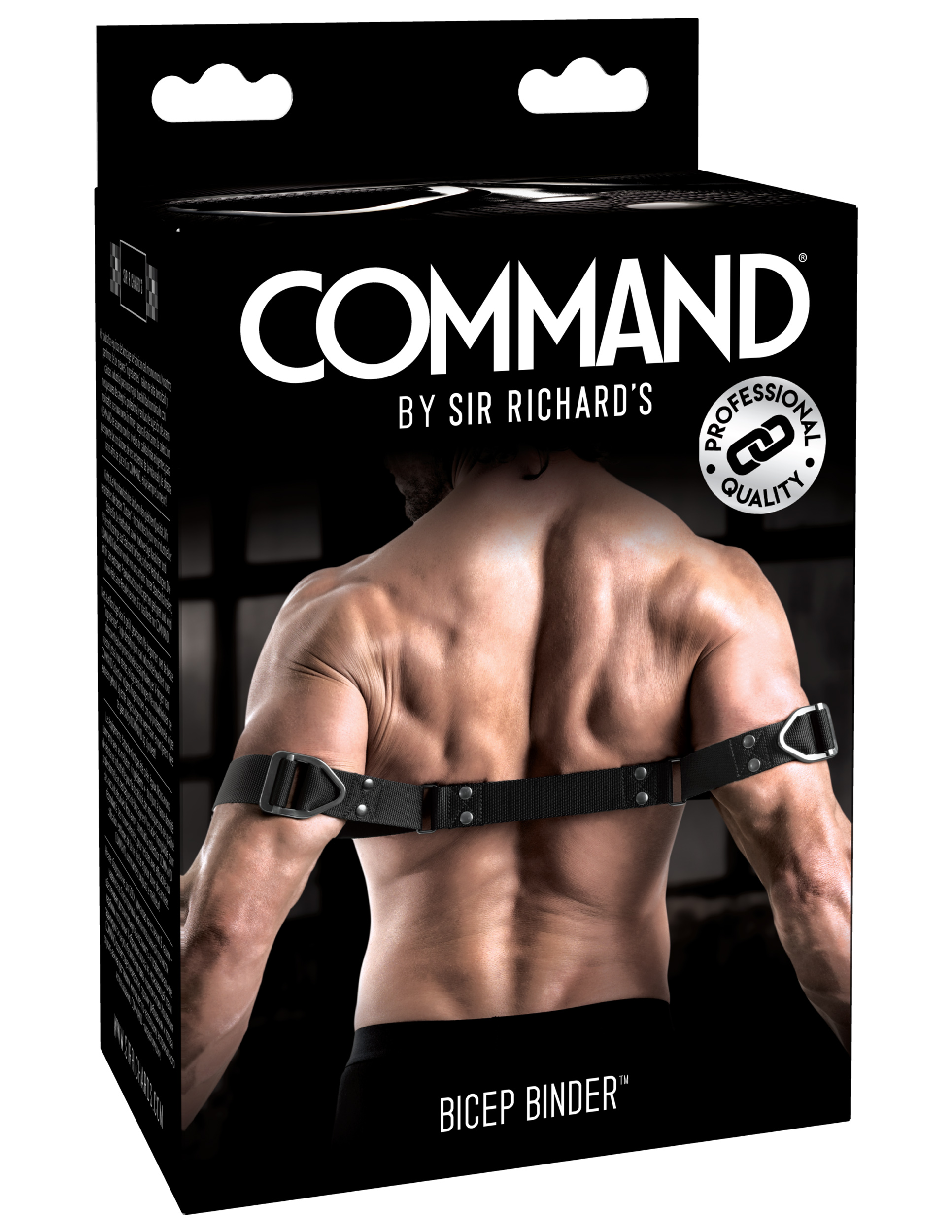 Sir Richards - SR Command Bicep Binder - SR1044