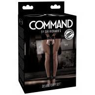Sir Richards - SR Command Deluxe Cuff Set - SR1047