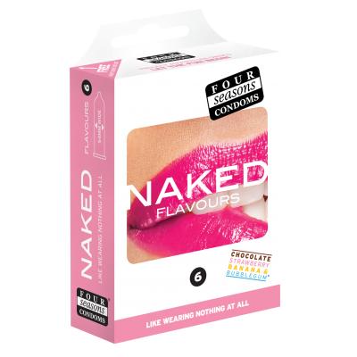 FOUR SEASONS - Four Seasons Naked Flavours 6pk - FOR031