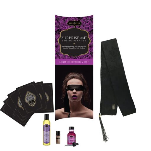 SURPRISE ME Playset - KAMA SUTRA PRODUCTS - 10953 - 739122109536