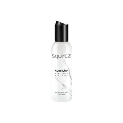 Squirtz Cum Lube Unscented 2.3 fl. oz (68 mL) Bottle - TLC - 1115205 - 788866152056