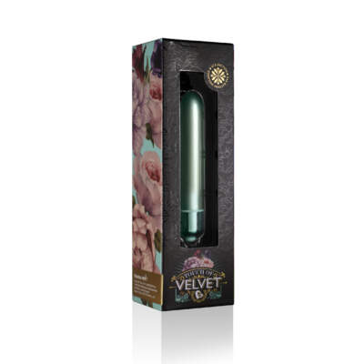 Touch of Velvet Aqua Lily - ROCKS OFF - 10RO90LILY - 811041013337