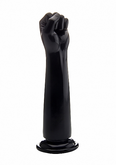 Fisting Power Fist - Black - SHOTS TOYS - FST005BLK - 8714273945761