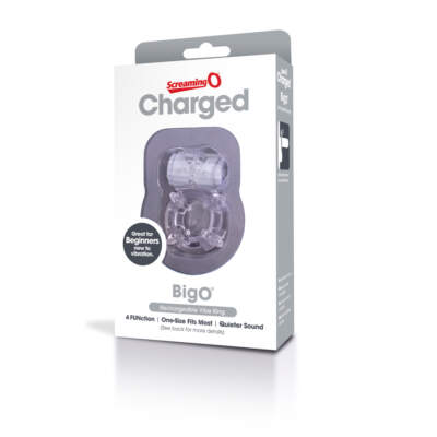 Charged Big O - Clear Single - ABO-C-101 - 3025970002 - SCREAMING O