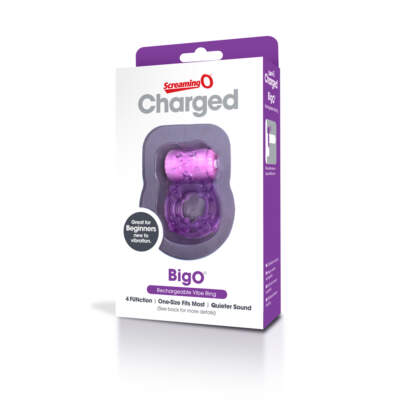 Charged Big O - Purple Single - ABO-PU-101 - 3025970003 - SCREAMING O