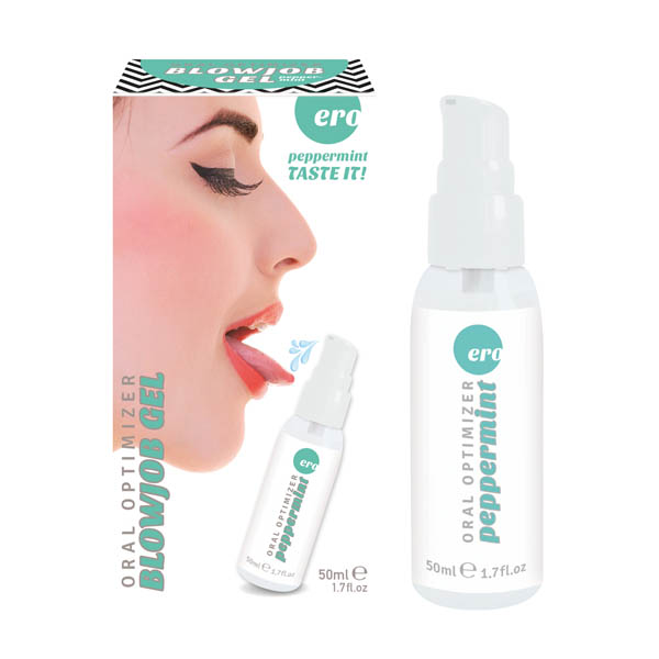 77512 - ERO Oral Optimizer Blowjob Gel – Peppermint - 4042342004076