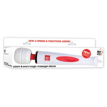 AE-MM-8691-2 Adam & Eve Wand Massager