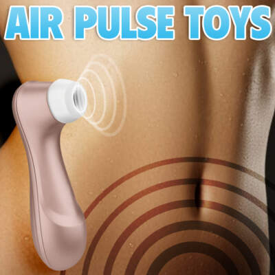 Air Pulse Clitoral Toys