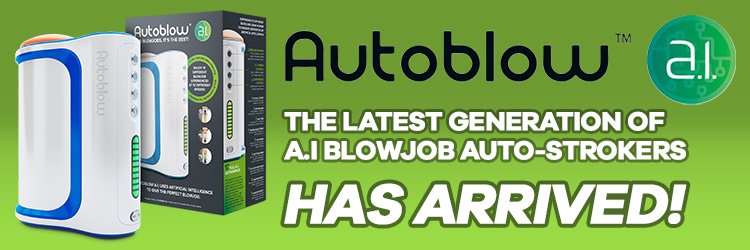Autoblow AI 3 Up Banner