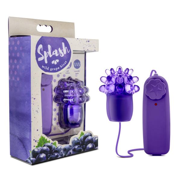 BL-05301 - Blush Novelties - Grape 7.1 cm (2.8'') Bullet - 702730681763