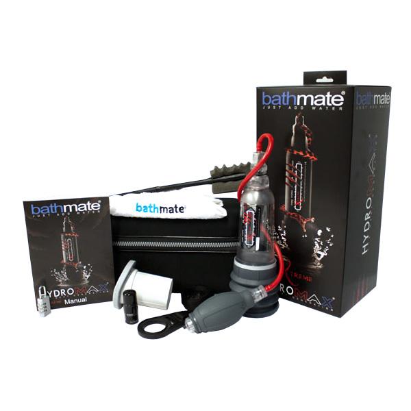 Bathmate Hydromax xtreme x20 Kit Contents