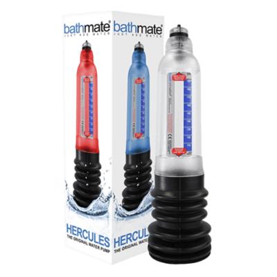 Bathmate Hercules Hydro Penis Pump (Clear)