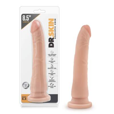 Blush Dr Skin 8.5 Inch Dong Light Flesh BL-12053 735380120535