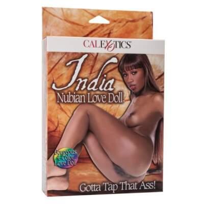 Calexotics India Nubian Inflatable Love Doll Dark Flesh SE 1931 03 3 716770033895 Boxview