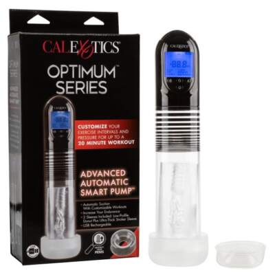 Calexotics Optimum Rechargeable Automatic Smart Pump SE 1035 60 3 716770092618 Multiview